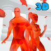 Superhot Ninja Fighting Cup 3D