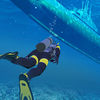 Secret Agent Underwater Scuba Diving