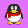 Penguin Flyer Icon