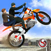 Extreme Rooftop Bike Rider Simulator