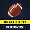 RotoWire Fantasy Football Draft Kit 2017 Review iOS