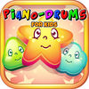 Piano and Drums Band For Kids