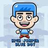 High Jumper Blue Boy