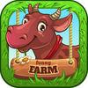 Funny Farm For Kindergarten Kids