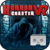 Horror Roller Coaster VR Icon