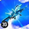 F18 Carrier Airplane Flight Simulator