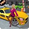 Offroad Taxi Cab Driving Pro