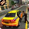 Crazy Taxi Cab Driver 3D