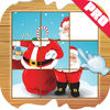 Santa Slide Puzzle For Kids Pro