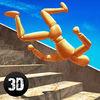 Stair Ragdoll Crash Test Simulator 3D