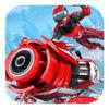 Crazy motorboat-real car racer games