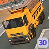 Euro truck cargo construction