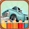 Vehicles Coloring Books for boys Now Available On The App Store