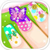 Beauty Nail Salon  Decoration games