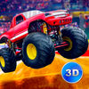 Monster Truck Stunt Arena Full Icon