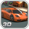 3D Car Uphill Driving City Racing