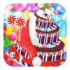 Girly Games-Imitate to make a cake Now Available On The App Store