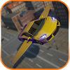 Futuristic Flying Car 3D