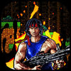 Classic Rambo Contra Shooter