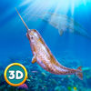 Narwhal Whale Survival Simulator 3D