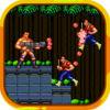 Soldier contra classic  Commando Superhero