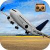 VR Airplane Flight Simulation