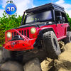 Offroad Crawler Driving Full Icon