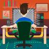 Developer Office Tycoon Game Maker