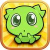 可爱怪物接食物-宝宝爱玩的儿童游戏