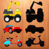 Vehicles For Toddlers Puzzle Now Available On The App Store