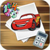 Car Cartoon Math Game Version