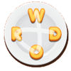 Words on a Plate Icon