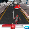 Ambulance Protector Hero Game 3D