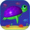 Grumpy Turtle Icon