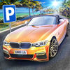 Car Parking: VIP Summer Club Icon