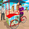 Ice Cream Beach Delivery Simulator