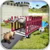 Cargo Animals City Transport 3D