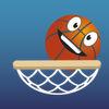 Ball Shot  Fling To Hoop