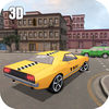 Private City Taxi Driving 3D