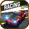 Flag Catcher Car Racing