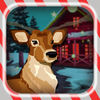 Can You Help Christmas Deer Escape