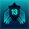 Captain 13 Icon