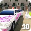 Drive Wedding Car 3D