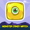 Arcade Game Monster Candy Match Now Available On The App Store