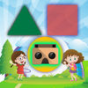Family Game Shape Learning Virtual Reality Now Available On The App Store