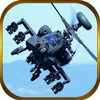 Gunship Helicopter Combat