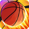 弹跳的篮球