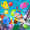 Fishing Bubble Pop Games