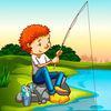 Fishing game for toddlers Now Available On The App Store