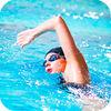 2017 Gymnastic Girl Swim Skills 3D
